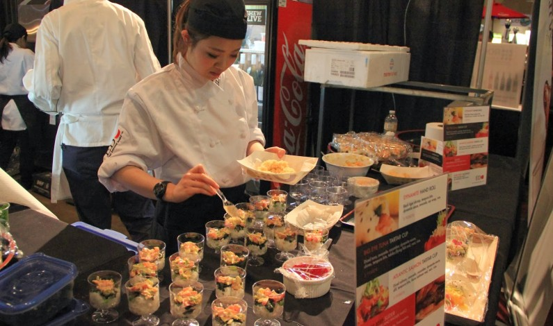 The Gourmet Food and Wine Expo Is Returning