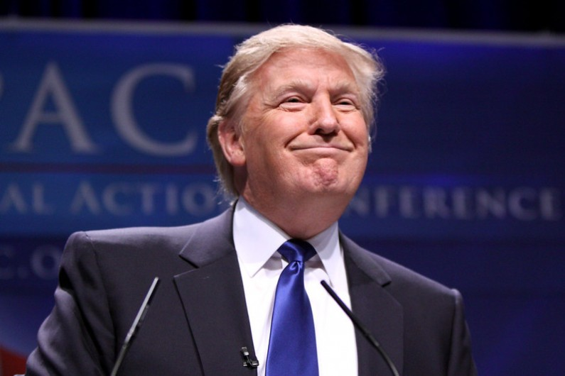 Trump Has a Message for Suburban Voters
